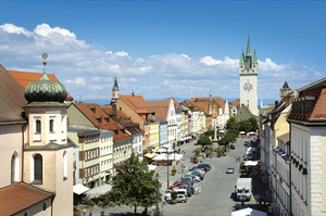 Straubing Altstadt, Ferienwohnung Zentrum, Ferienwohnung-Steinkirchner-Straubing