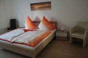 Zimmer 2, Dekoration Fewo Steinkirchner, Straubing Ferienwohnung