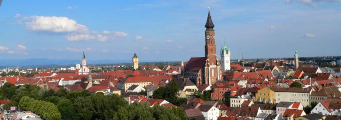 Gäuboden Straubing, Aussicht Ferienwohnung, Urlaub Bayern